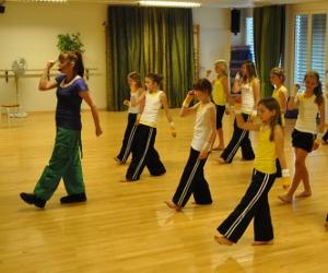 choreos für kindergartenkinder